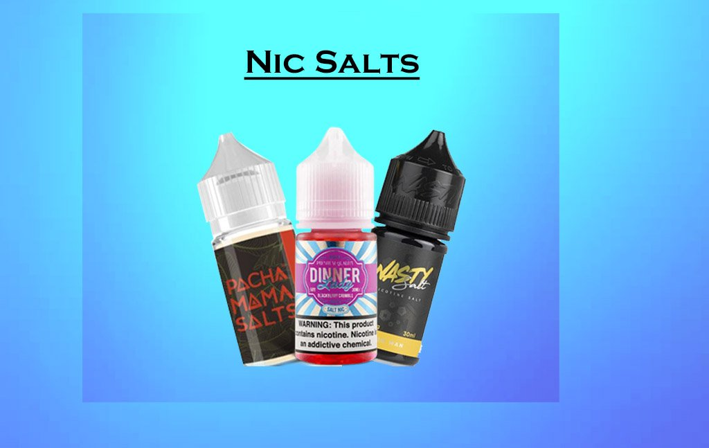 nic salts for front
